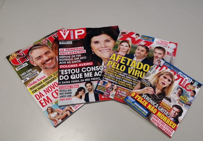 Quer receber as suas revistas favoritas em casa? Nós explicamos-lhe como fazer