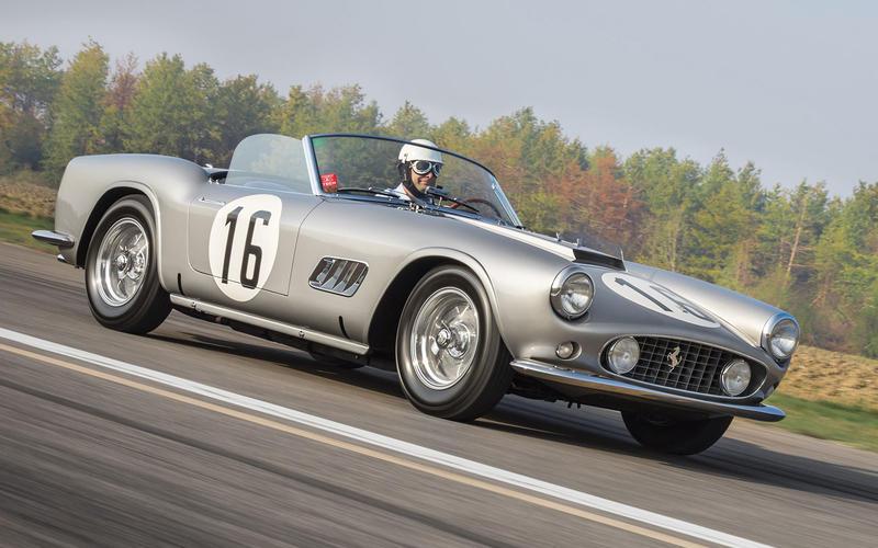 Os 20 carros mais caros de sempre vendidos em leilão