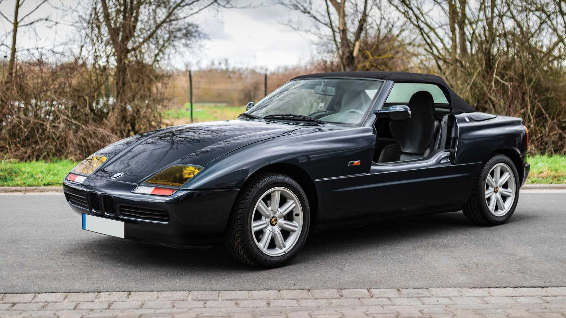 BMW Z1, o clássico roadster que fica bem em qualquer garagem