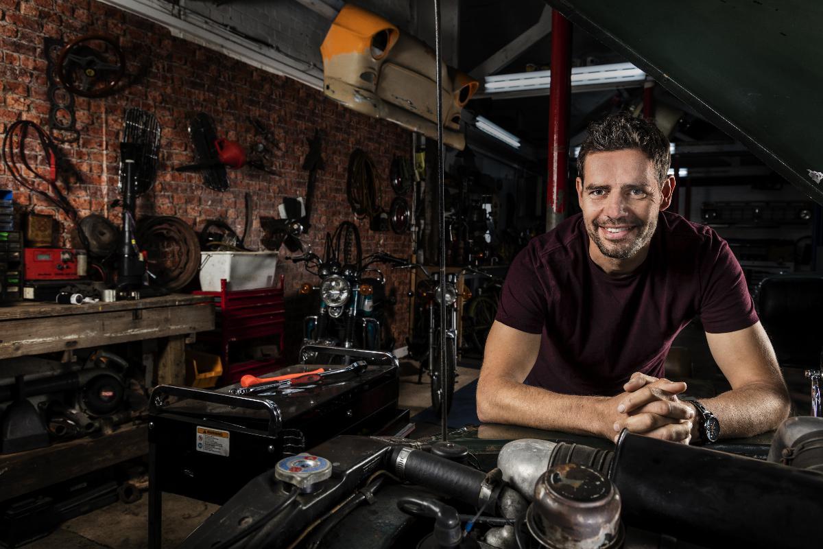 Programa Joias Sobre Rodas tem novo spin-off com mecânico da Fórmula 1