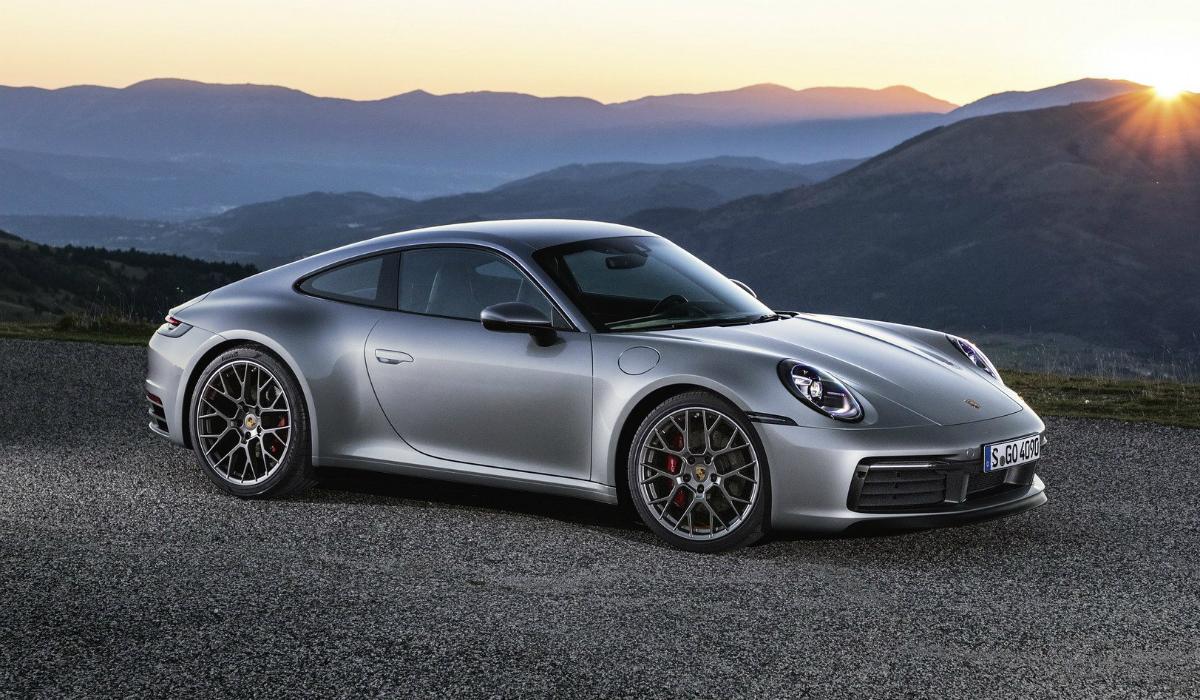 Porsche entregou mais de 53 mil carros no primeiro trimestre de 2020