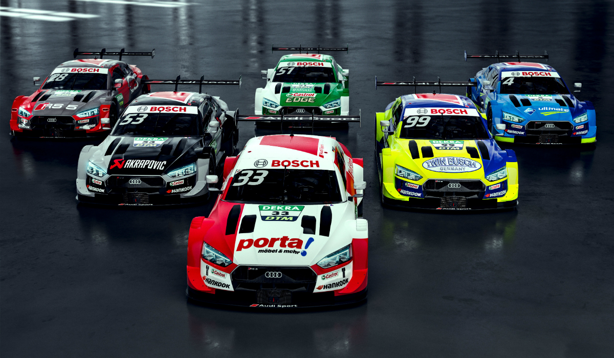 Audi abandona DTM para se focar noutra competição