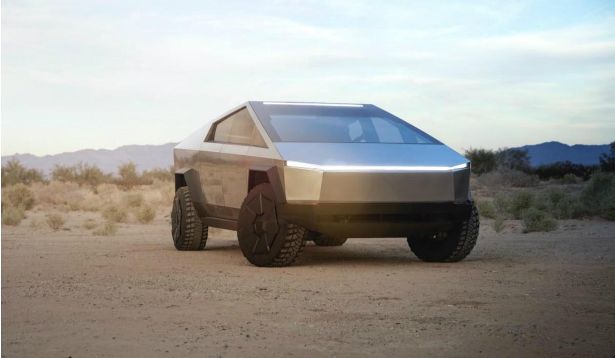 Tesla Cybertruck e como o design fora do comum está a ser um sucesso