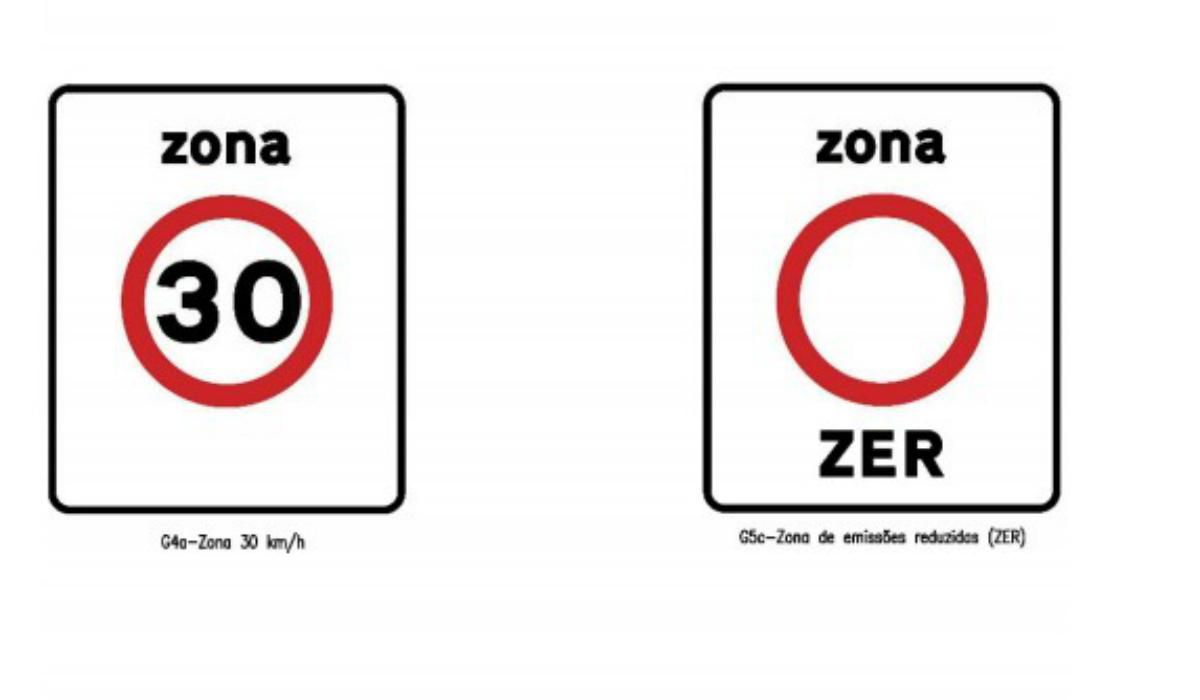 Novos sinais de trânsito chegam às estradas portuguesas a 20 de abril