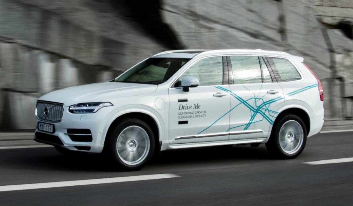 Volvo quer condução autónoma na próxima geração de automóveis