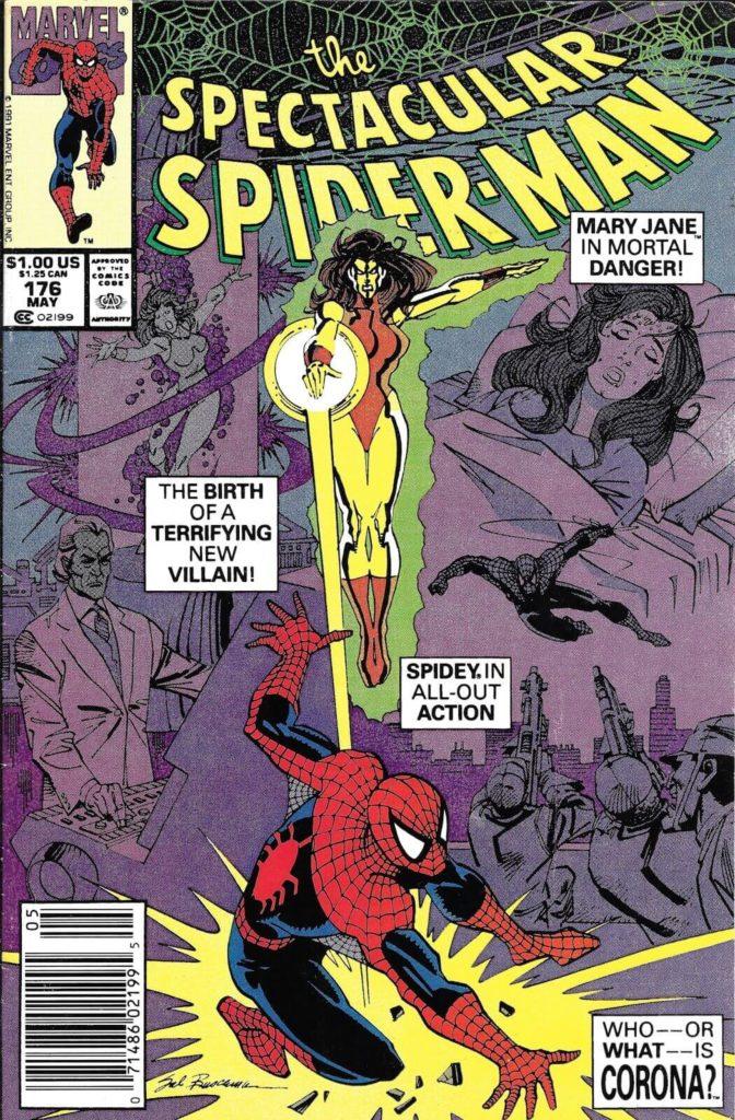 """Homem-Aranha, o único super-herói que já enfrentou a """"doença de Corona"""""""