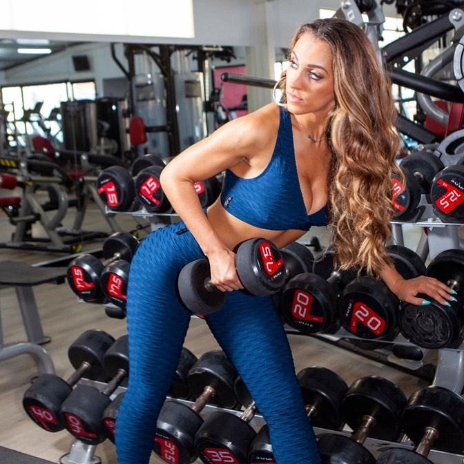 Iury Mellany, a miss do melhor corpo que quer conquistar os portugueses no Big Brother