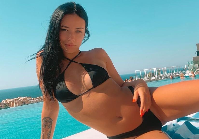 Jessica Nogueira, a emigrante sexy do Big Brother em Portugal