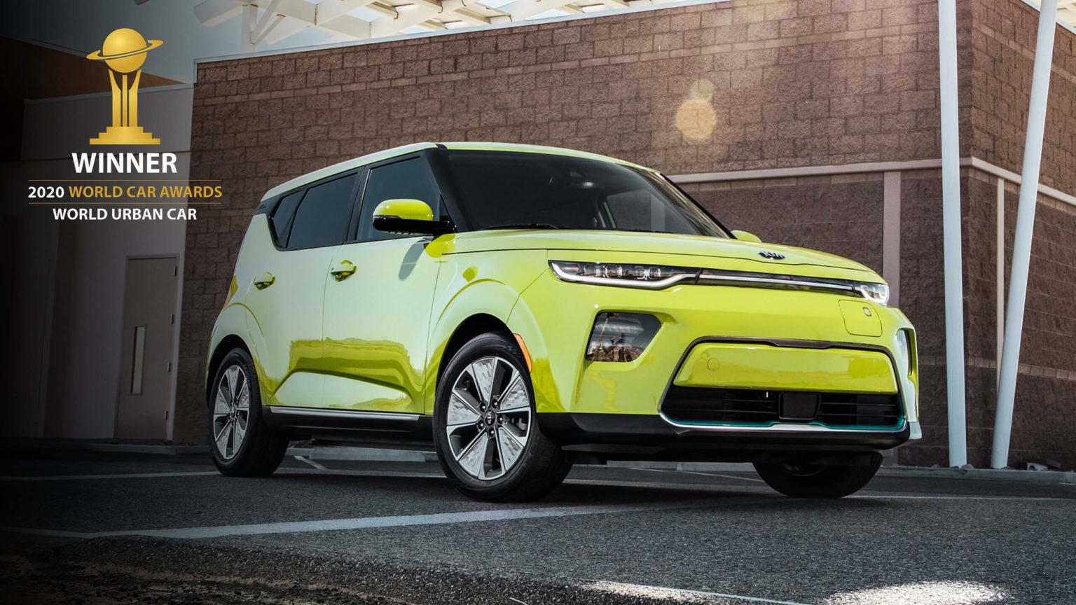 Kia Telluride e todos os vencedores dos World Car Awards 2020