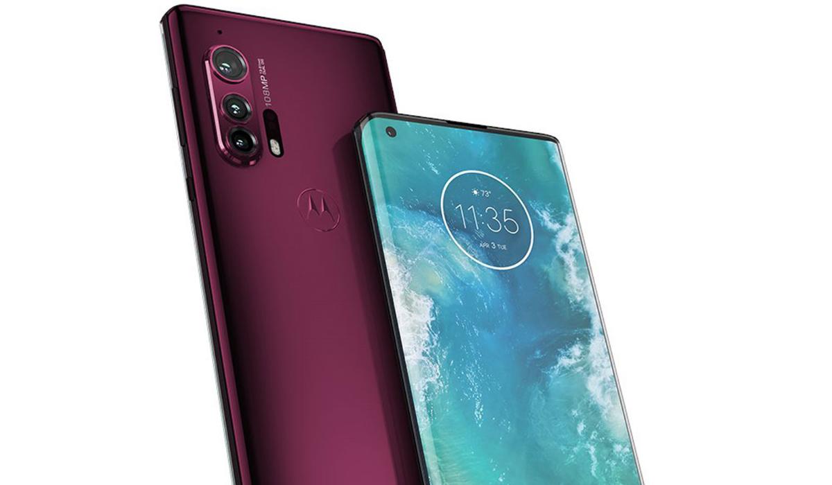 Já são conhecidas as especificações e preço do Motorola Edge Plus