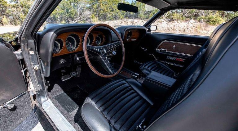 Ford Mustang Boss 429, uma das pérolas da coleção de Paul Walker
