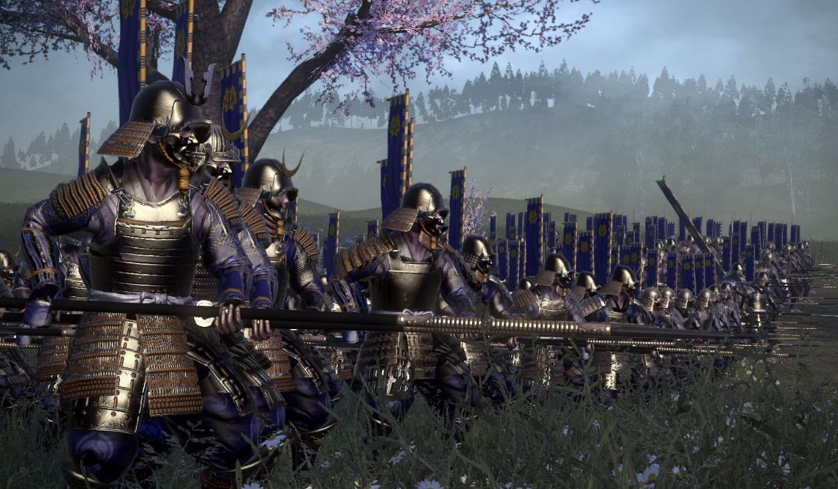 Total War: Shogun 2 disponível gratuitamente na Steam