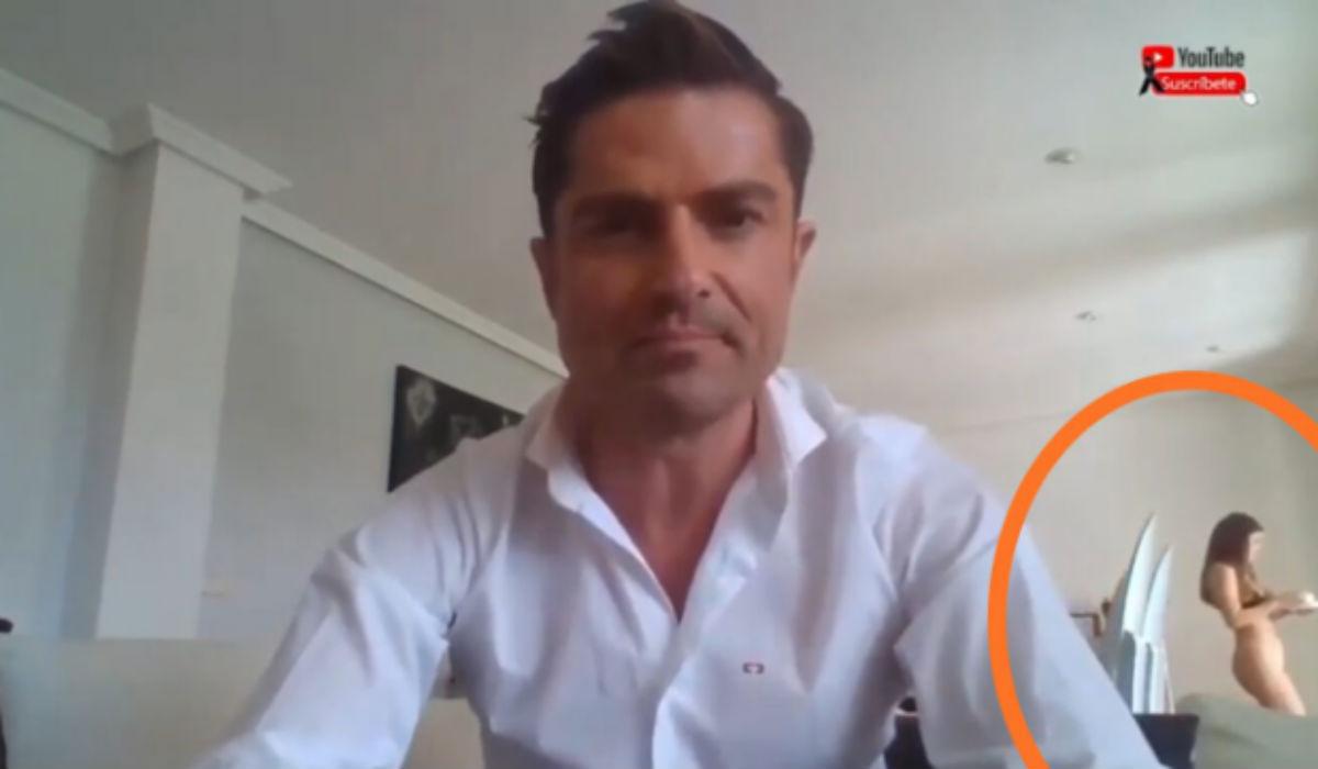 Ex-concorrente de Big Brother descobre traição do marido durante videochamada em direto