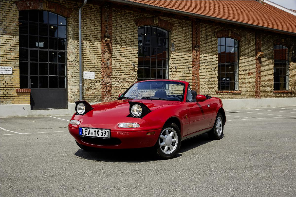 Mazda MX-5, o roadster que se tornou uma lenda mundial