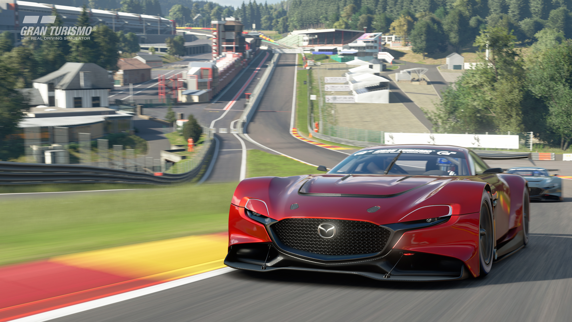 Mazda RX-Vision GT3, o carro a experimentar no Gran Turismo Sport