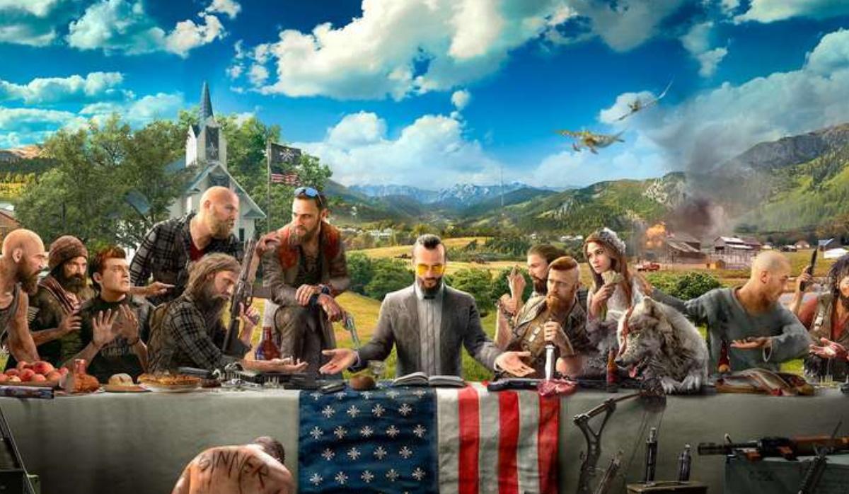Far Cry 5 disponível gratuitamente para PC este fim de semana
