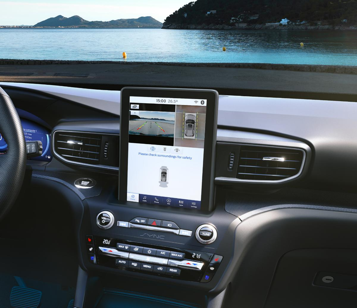 Ford Explorer, o SUV maior da marca já tem preço para Portugal