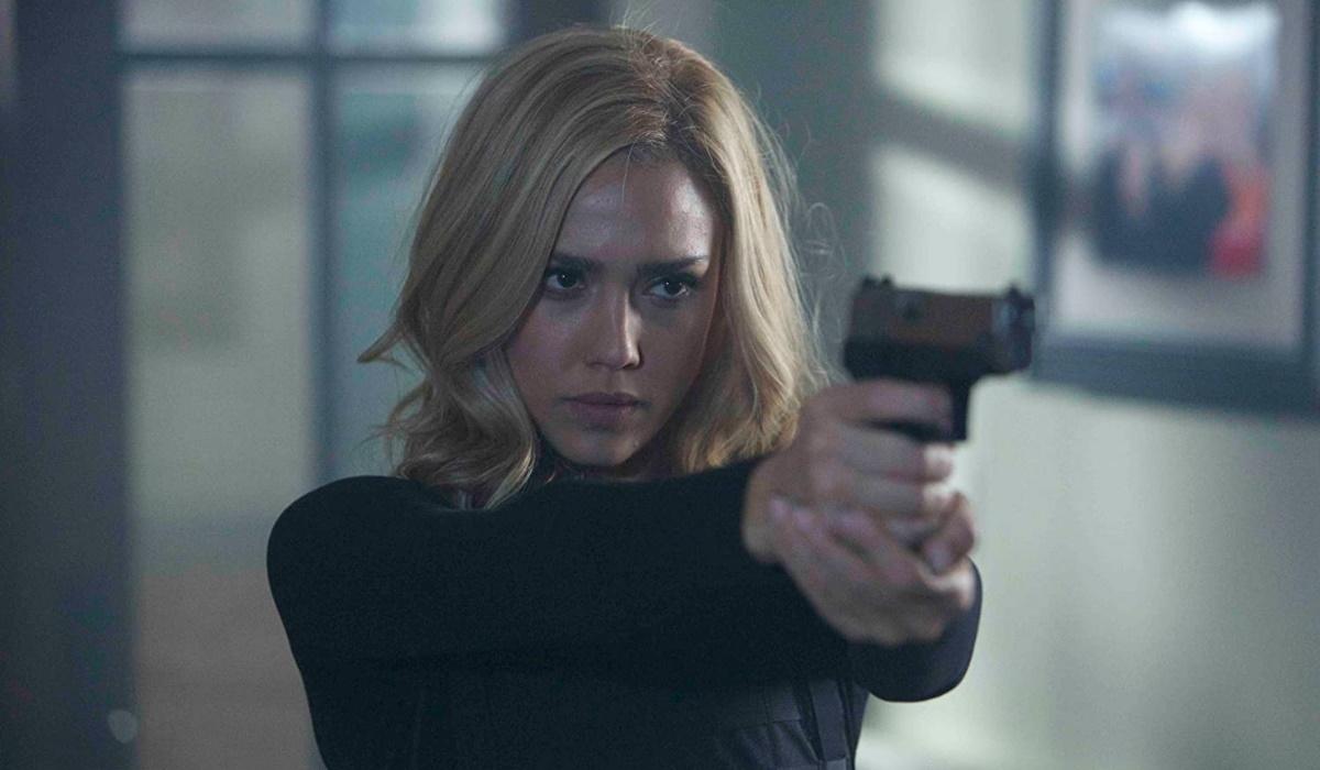 Jessica Alba é a mais recente estrela a juntar-se à Netflix
