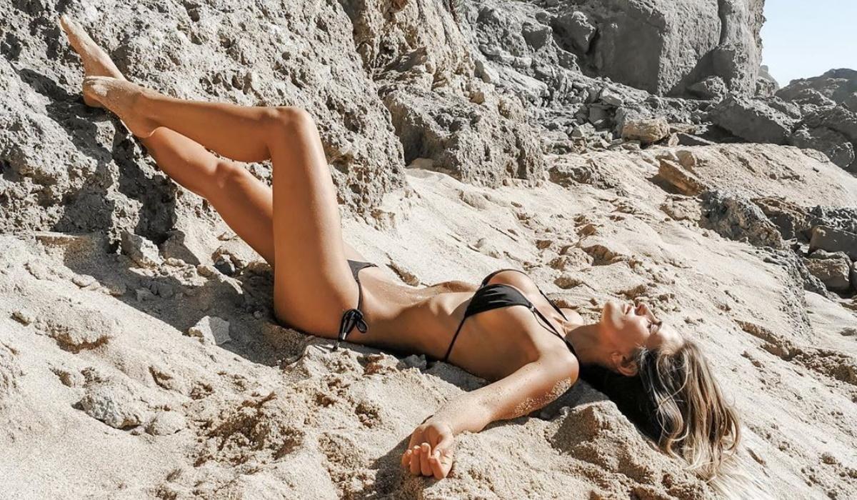 Liliana Santos regressou à praia e os fãs agradecem