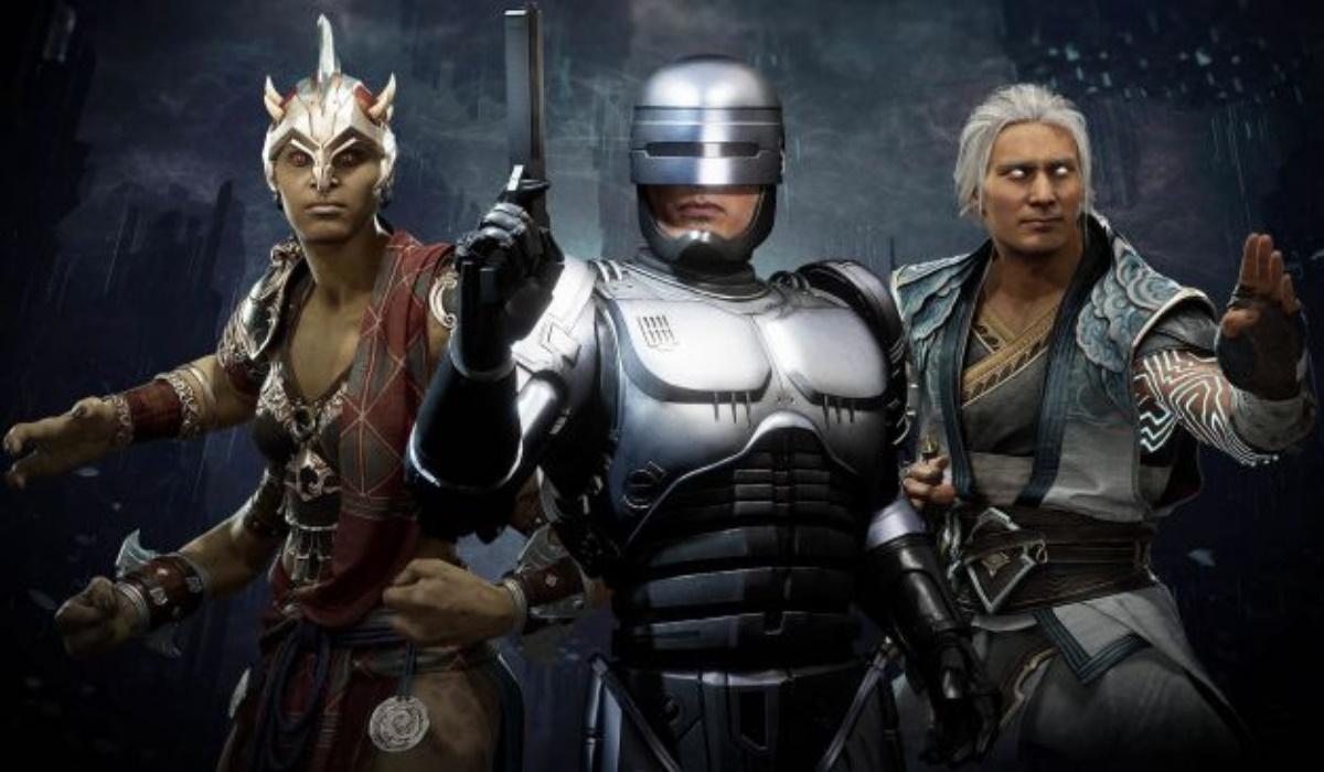 RoboCop é o protagonista do gameplay oficial de Mortal Kombat 11: Aftermath