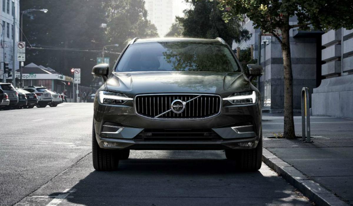 Todos os carros da Volvo com velocidade máxima limitada a 180 km/h