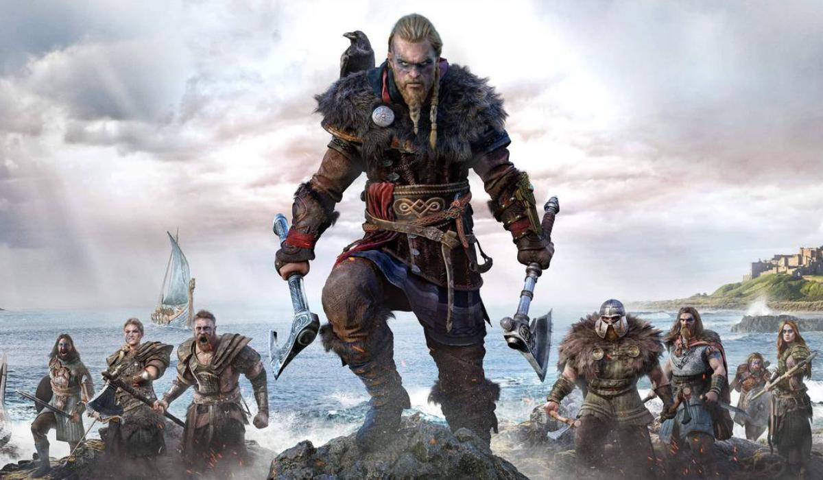Assassin's Creed Valhalla terá mapa maior do que Odissey