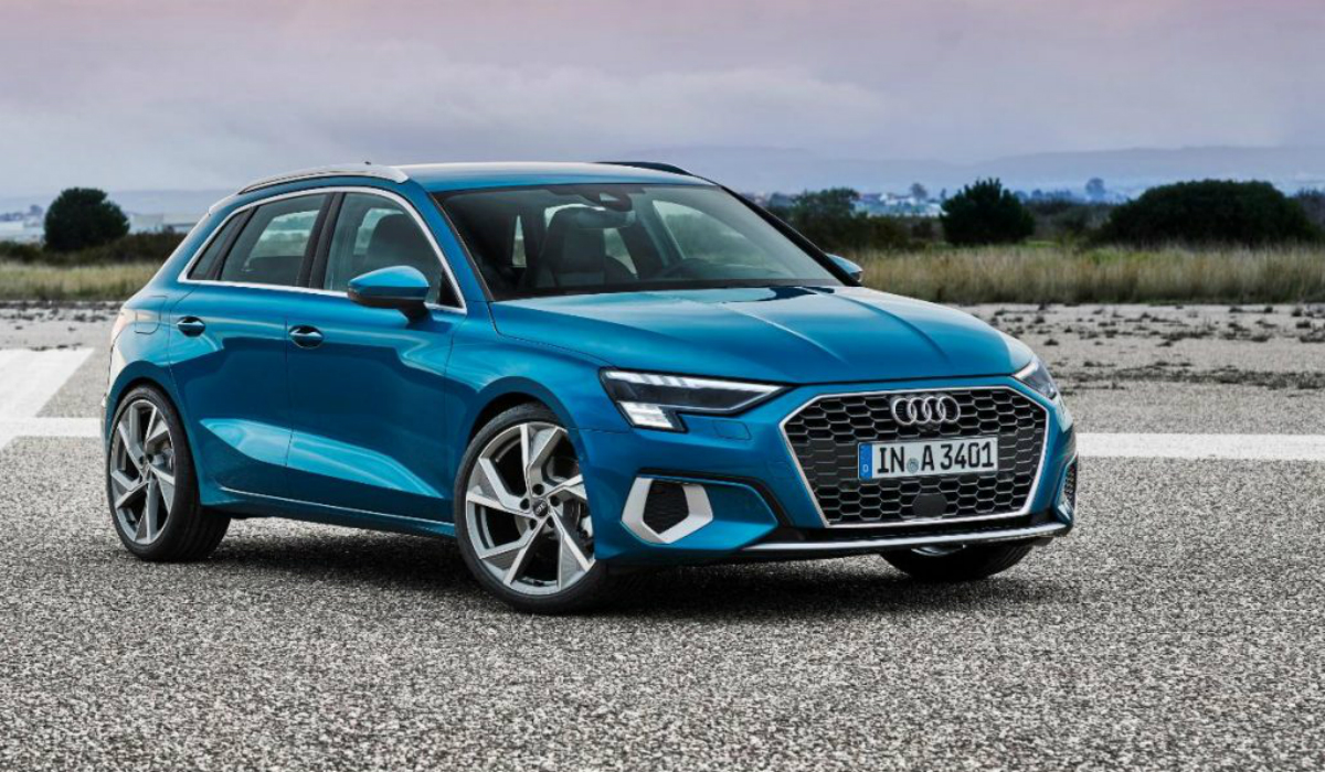 Estes são os preços dos novos Audi A3 Sportback e Limousine