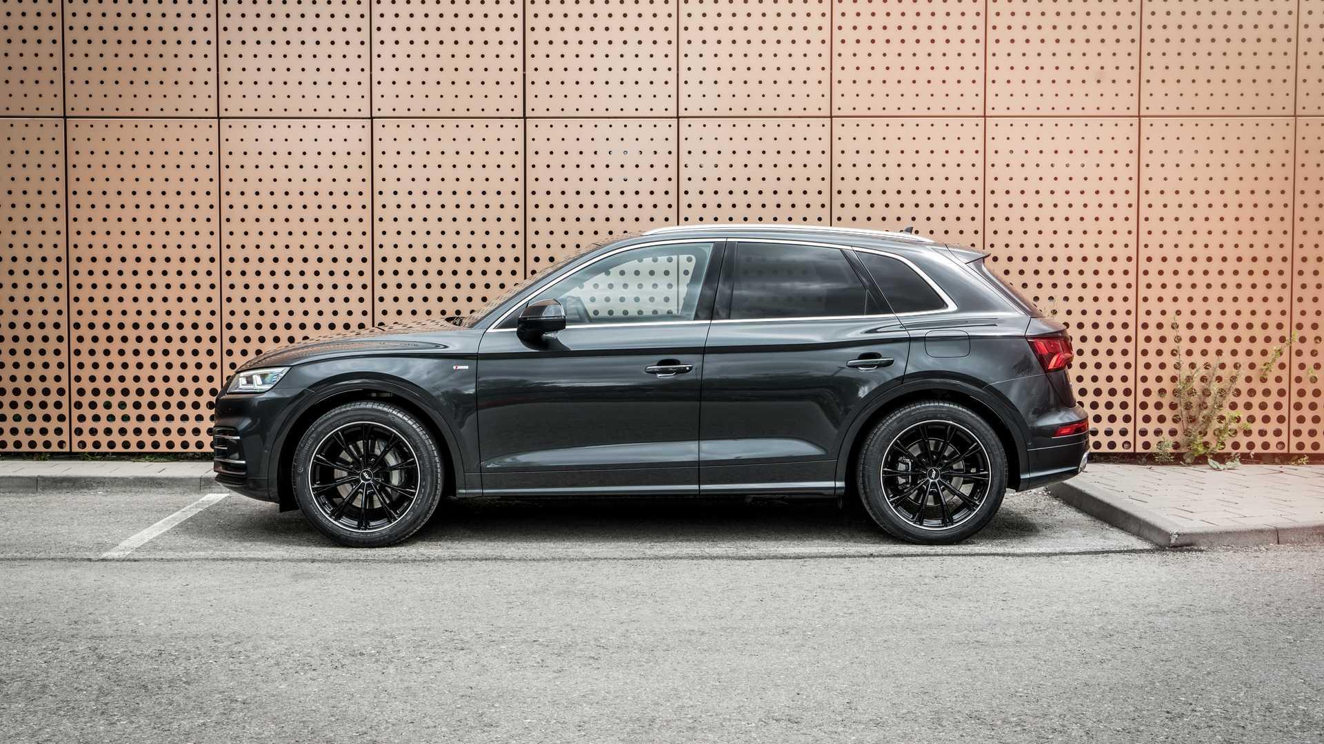 Audi Q5 TFSI e, o primeiro híbrido plug-in modificado pela ABT