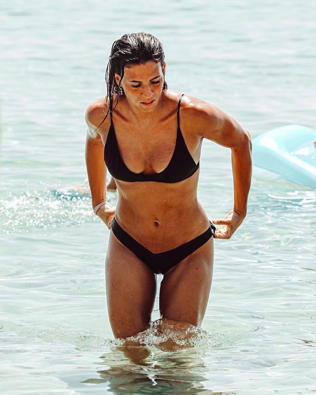 Carolina Marcialis e o conselho sexy da mulher de Antonio Cassano