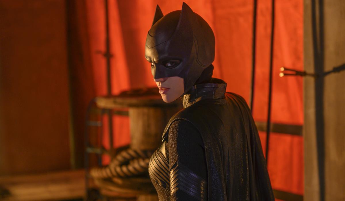 Ruby Rose diz adeus a Batwoman