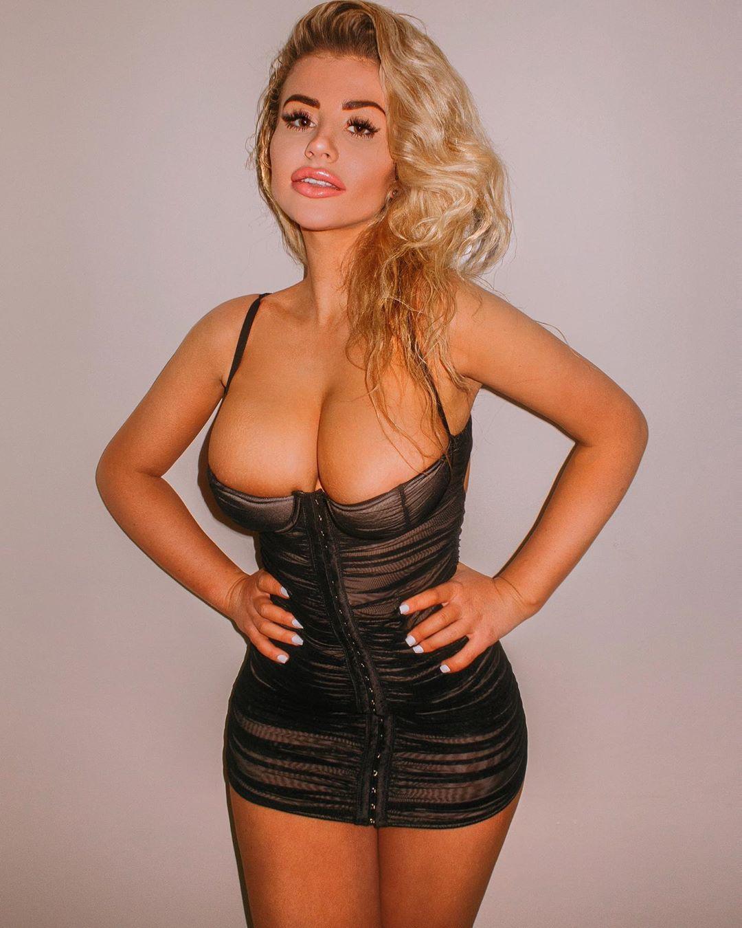 Chloe Ayling é a concorrente mais ousada do Big Brother