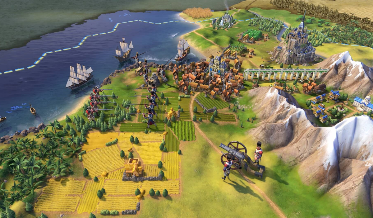 Civilization VI é a nova oferta da Epic Games