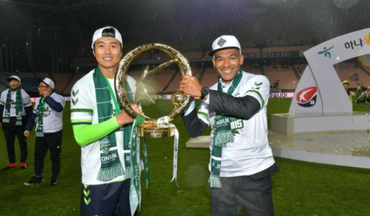 Na K League, equipa treinada por português procura o tetracampeonato e há apostas para fazer