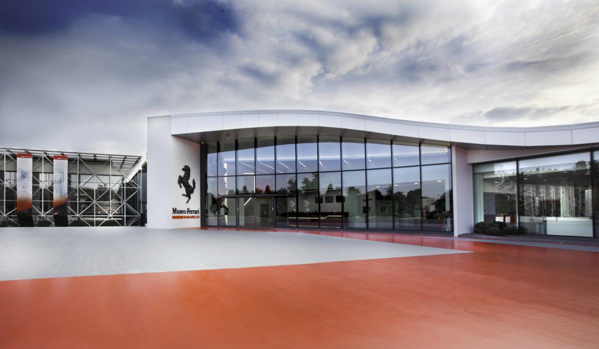 Ferrari reabre museus de Maranello e Modena depois de dois meses fechados