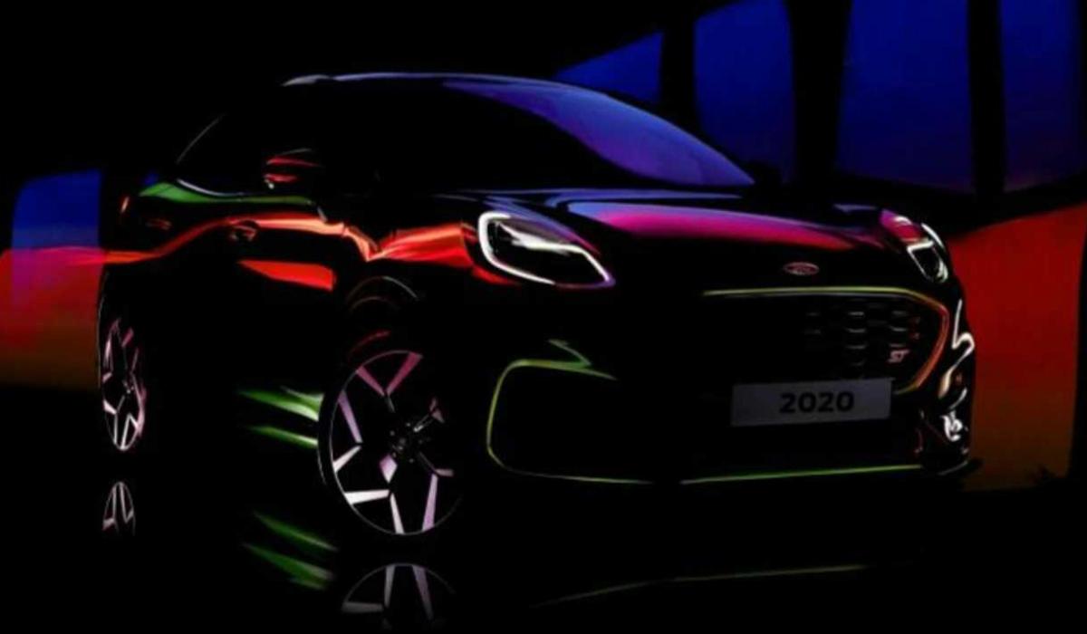 Versão mais desportiva do Ford Puma chega este ano