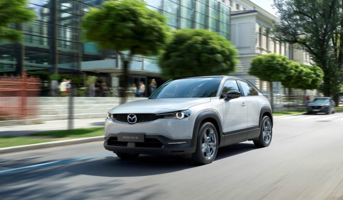Mazda MX-30 chega em setembro e já sabemos os preços
