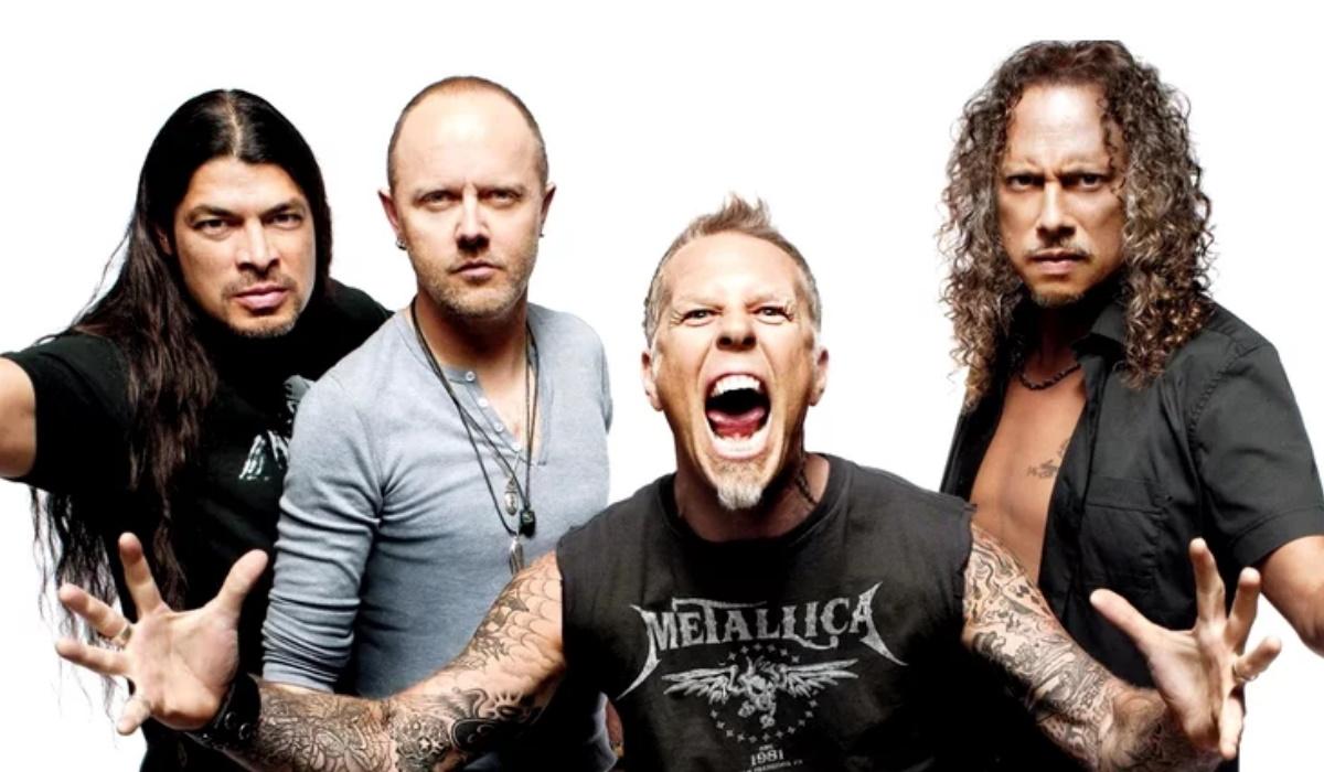 Veja na íntegra um dos concertos mais emblemáticos dos Metallica