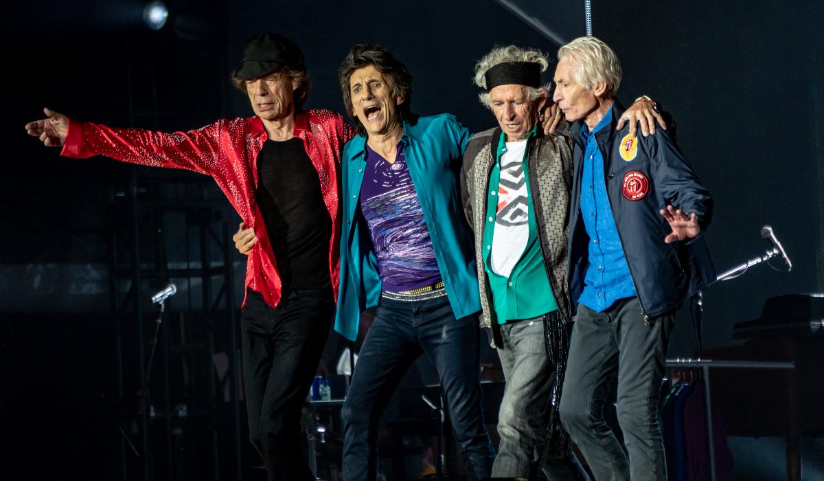 Rolling Stones oferecem concertos raros aos fãs