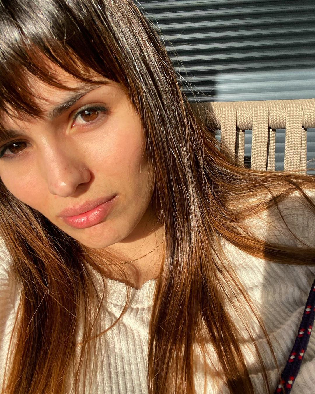 Sara Sálamo e a competitividade sexual com craque do Real Madrid
