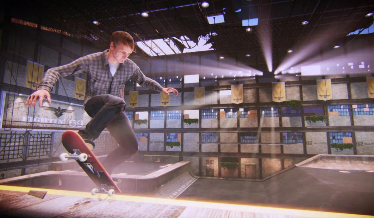 Novo Tony Hawk's Pro Skater é uma realidade e ainda em 2020