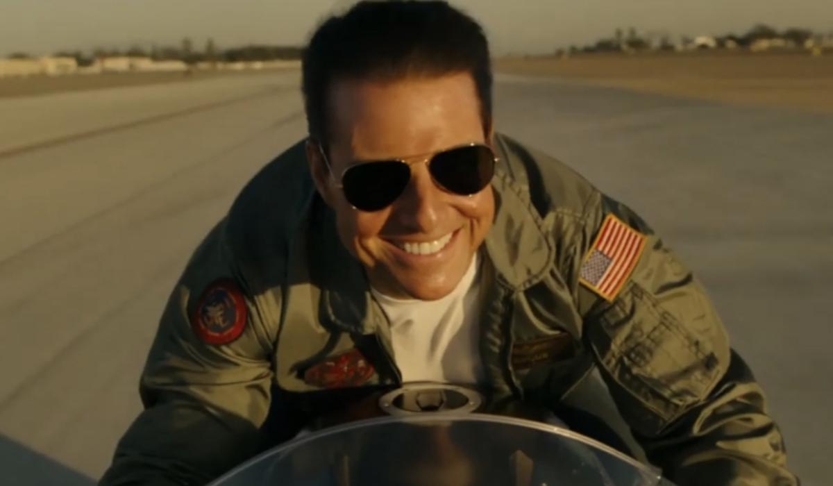 Revelado o mistério em torno do suposto uso exagerado de efeitos especiais em Top Gun: Maverick