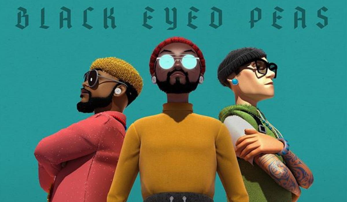 Translation, o novo álbum dos Black Eyed Peas que conta com Shakira