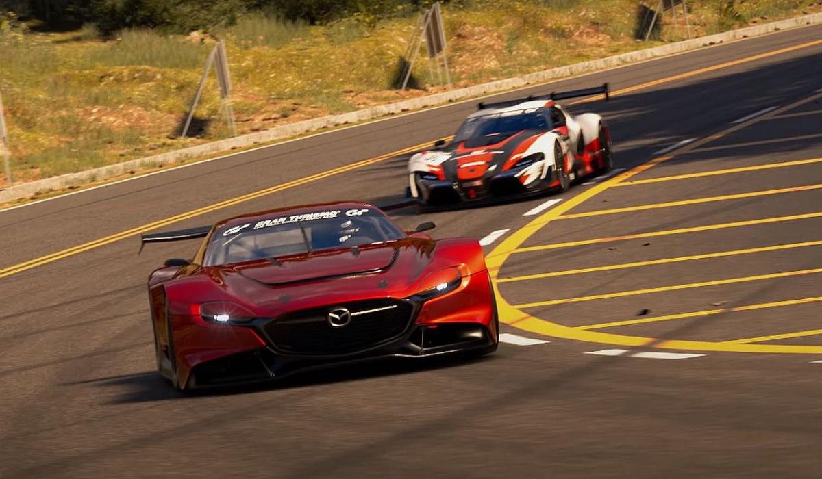 Vídeo compara Gran Turismo na PS4 e na nova PlayStation 5 e a diferença impressiona