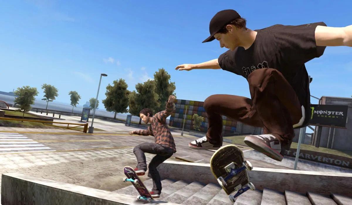 Depois do novo Tony Hawk's Pro Skater, agora é anunciado Skate 4