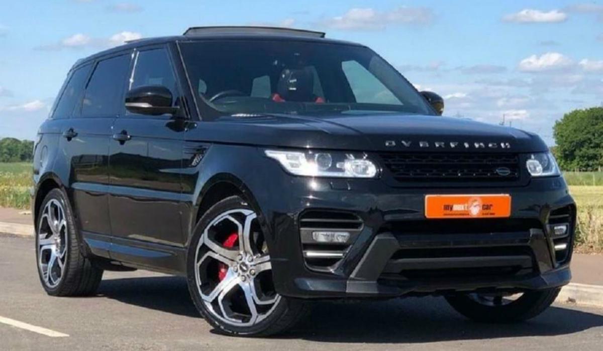 9 carros de futebolistas da liga inglesa que se encontram à venda