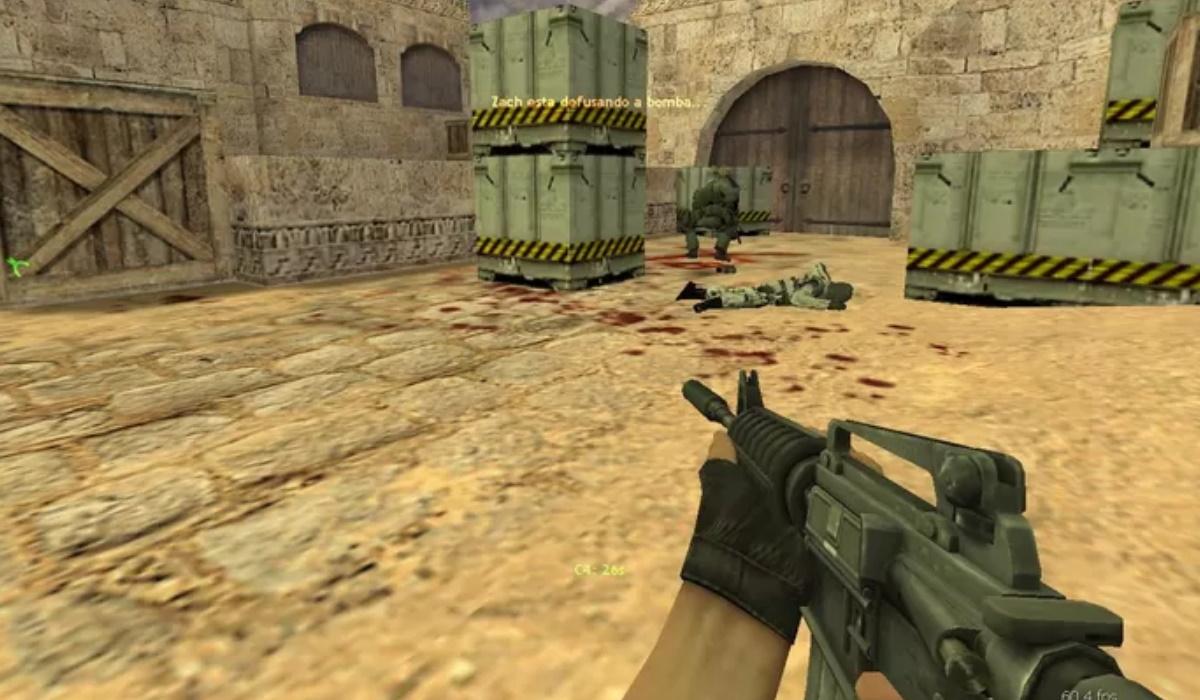 Já é possível jogar Counter-Strike diretamente no browser