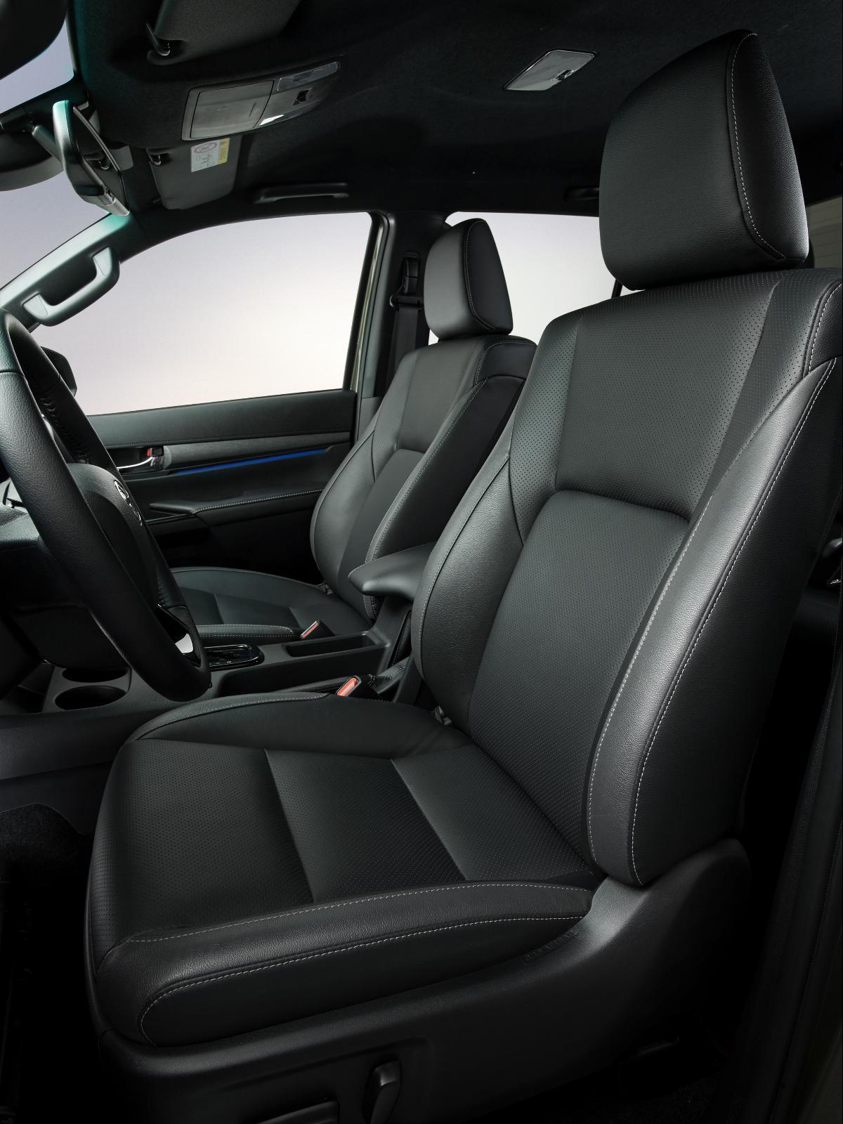 Nova Toyota Hilux apresenta-se com motor mais potente