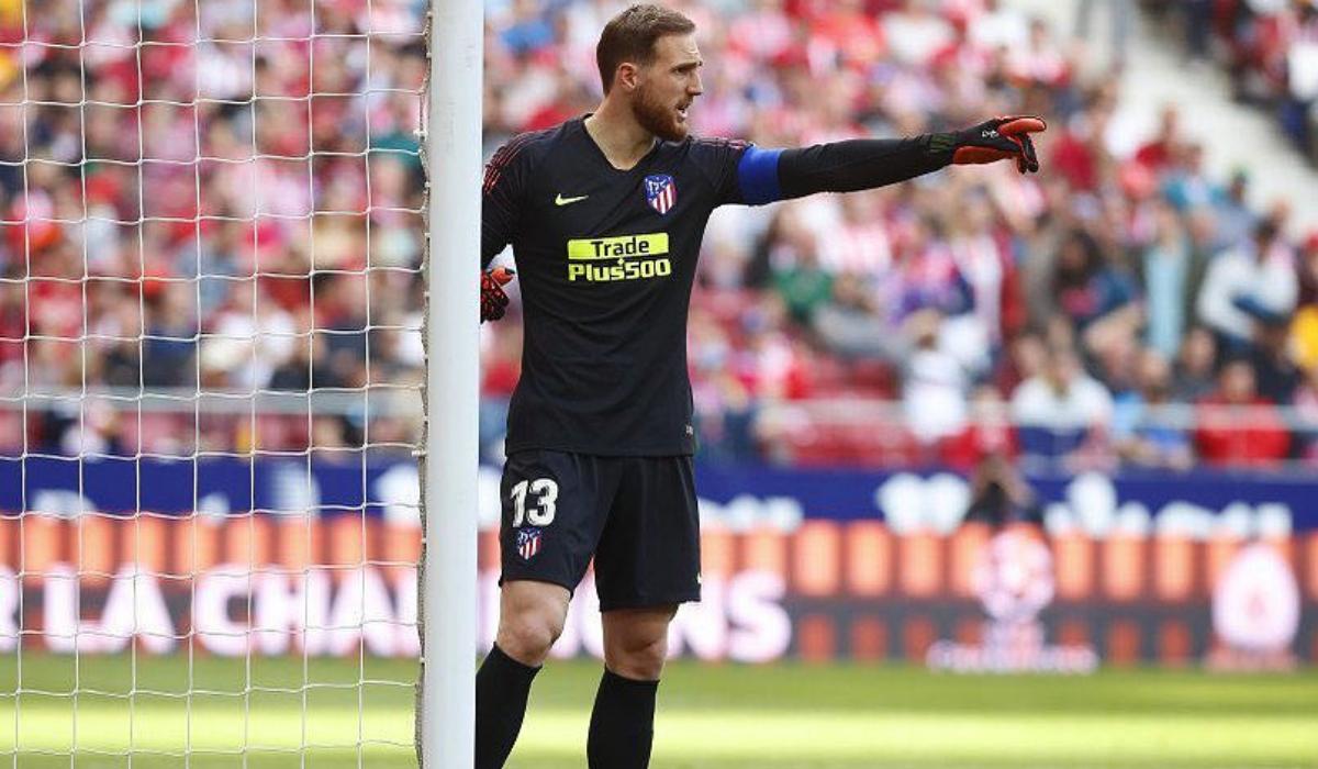 Jan Oblak faz o que nenhum guarda-redes tinha feito e entra para a história da liga espanhola