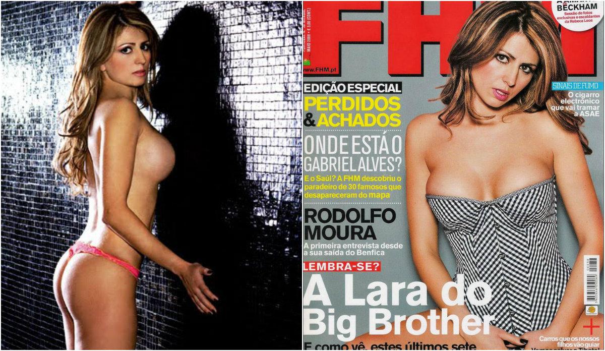 Lembra-se de Lara do Big Brother 3? Veja como ela está 19 anos depois