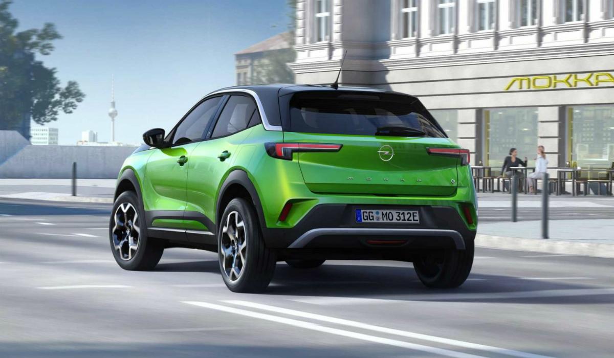 Novo Opel Mokka surpreende com visual completamente diferente